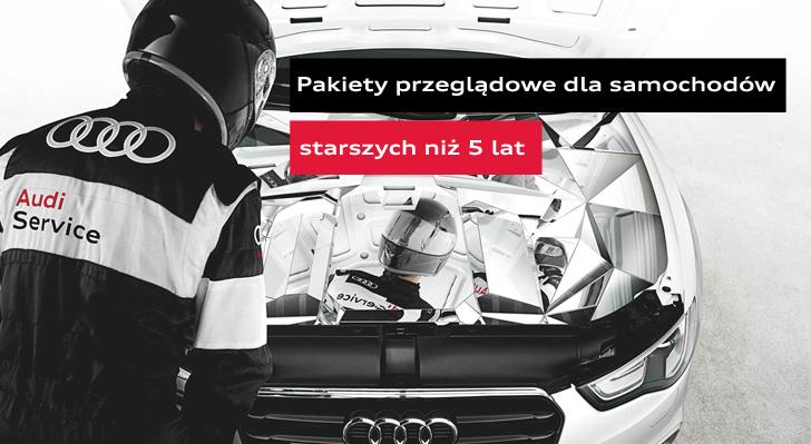 Pakiety Audi